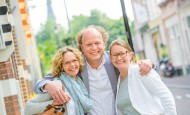 Gonnie, Arno & Laura